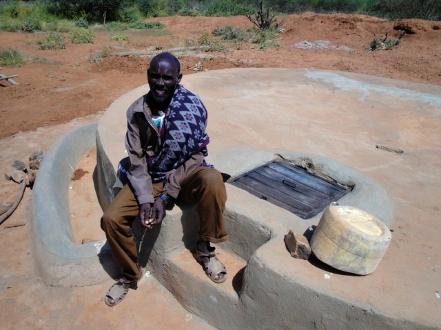 A Pastoralist Communitys Water Solution